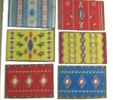 (Pgasteelers1) Tobacco Felts Circa 1900's group 6 Early American Felts Lot #10