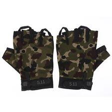 Half Finger glove bike sport fishing hiking military tactics hunting glove