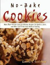No Bake Cookies, Saulsbury, Camilla V., Good Condition, Book