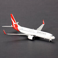 Qantas Boeing 737-800 VH-VXM 1:400 Scale Die-Cast Model Replica 737 Aircraft