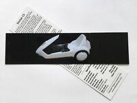 Sinclair C5 Bookmark