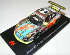 """1/43 Spark Porsche 911 """" 997 """" GT3 Cup Car #33 Champion Carrera Cup Asia  SA003"""