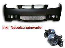 M3 Look Stoßstange für BMW E90 + 91 Sport-Look inkl. Nebelscheinwerfer