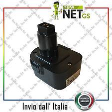 Batteria compatibile per Dewalt DC756KB 12V 2000mAh 03030