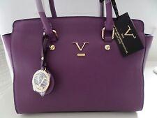 Genuine Versace 1969 Purple Trapeze Grab Bag - RRP £190