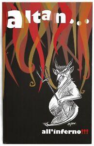 PLTS Altan... all'inferno!!! Edizione Illustrata LI002004