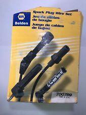 Premium Spark Plug Wire Set Belden 700769 fits 99-00 Plymouth Prowler 3.5L-V6