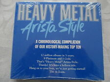 Heavy Metal Arista Style 1990-1993 - Alan Jackson, Diamond Rio PROMO CD NEU OVP