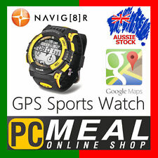 GPS Plastic Band Wristwatches