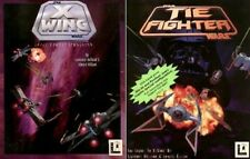 X-WING & TIE FIGHTER PC GAME +1Clk Windows 10 8 7 Vista XP Install