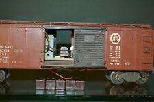 Vintage Lionel 3854 Early Postwar 1946-1947 Mech Box Car PRR Brown