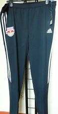 New york red bull mls track pantalon par adidas taille adulte xl neuf