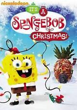 SpongeBob SquarePants: Its a SpongeBob Christmas (DVD, 2012)
