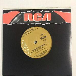 Far Corporation Stairway To Heaven Like New  Australian Pressing 1985 Single