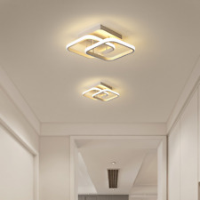 Ceiling Light Dimmable Lighting Fixtures Lamp Corridor Hallway Entryway Aisle Wh