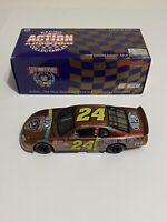 Action 1998 Jeff Gordon HOF 1/24 Dupont Chromalusion Monte Carlo NASCAR Diecast