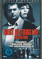DVD - Best Of Thriller Collection - Phoenix / Tödliche Bronx / The Dolphin Girls