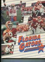 Florida Gators 1986 Scott Armstrong Clifford Charlton   MBX42