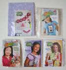 NEW Annie's Creative Girls Club Craft Kits Lot Wreath Frame Decor Beads Cards