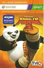 Downloadable Kung Fu Panda 2 kinect game Xbox 360 PAL full download code dlc