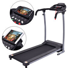 800W Folding Treadmill Electric /Support Motorized Power Running Fitness Machine