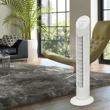 Estar de Pie Ventilador Clima Unidad Electro Torre Soplador Ajustable Pasillo