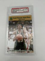2003 Saint Vincent Mary High School #2A LeBron James RC Rookie PSA 10 GEM MINT