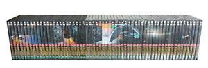 Star Trek -The Next Generation- Die Sammler-Edition - 60 DVDs - Deutsche Version