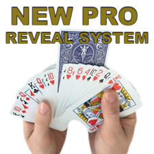 Invisible Deck New PRO VERSION! Blue Back Bicycle Cards Easy Card Magic Tricks