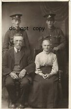 More details for ww1 soldier family group re royal engineers lincs lincolnshire regiment hitchen