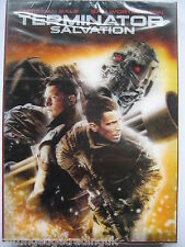 Terminator Salvation (DVD, 2009) NEW SEALED (Nordic Packaging) Region 2 PAL