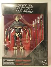 """Hasbro Star Wars Black Series 6"""" Action Figure - General Grievous #D1 NEW IN BOX"""