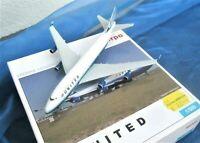 herpa united airlines boeing 747-400 1:500 nr 507172 in ovp sammlg selten!