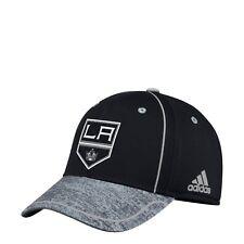 Los Angeles Kings adidas NHL Team Authentic Pro Flex Fit Hat / Cap size S/M