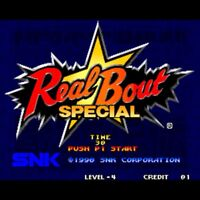 Real Bout Fatal Fury Special Cartridge SNK 1996 NEOGEO JAMMA Fight Used Japan