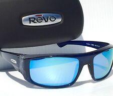 NEW* REVO DASH in Blue Metallic w Blue POLARIZED Lens Sunglass 5006x-05 $190