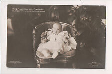 Vintage Postcard Prince Hubertus of Prussia
