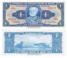 Brazil 1 Cruzeiro ND (1954-58)  P-150c Banknotes UNC