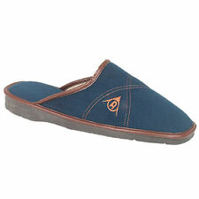 Solid Synthetic Slipper Shoes for Men
