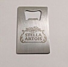 STELLA ARTOIS Credit Card Bottle Opener Beer Bottle Stainless Steel Blade Gift