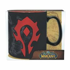ABYstyle World of Warcraft For the Horde Mug (BRAND NEW & OFFICIAL)