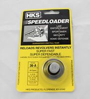 HKS Speedloader model 36-A 36 A 36A Smith and Wesson Ruger Charter Arms Taurus