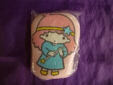 SANRIO Little Twin Stars Japan cute sponge bath pink lala hold star wand collect