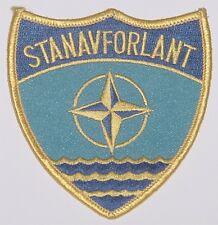Aufnäher Patch Abzeichen NATO SNFL - STANAVFORLANT ..........A2630