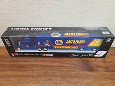 2014 Chase Elliott NAPA Auto Parts Hauler 1/64 Action Lionel NASCAR Diecast