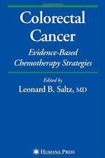 Colorectal Cancer: Evidence-based Chemotherapy Str