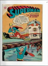 SUPERMAN 123 NOVARO SPANISH EDITION SUPERGIRL TRYOUT