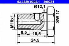 Hohlschraube für Normteile ATE 03.3520-0302.1