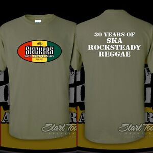 30 Year Anniversay RED GOLD GREEEN OVAL TSHIRTS 2 sided Mens Sizes SALE