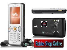 Sony Ericsson W610i Baladeur Argent (sans Blocage SIM) 2MP mp3 Original Neuf Top